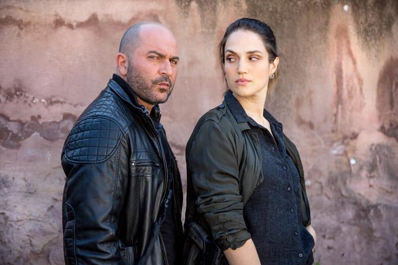 Feuda, film girati in Israele, Cinema Israele