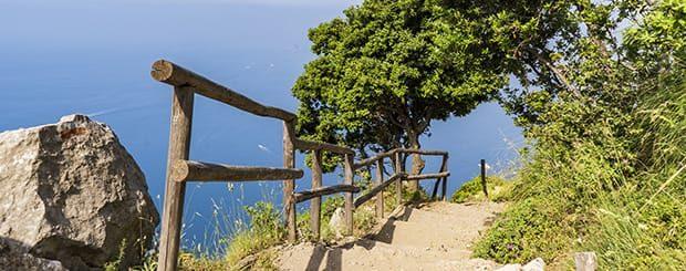 Trekking sulla Costiera Amalfitana