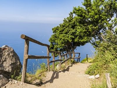 Trekking Costiera Amalfitana - Tour Operator Campania