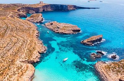 Gran Tour Malta + Mare - Tour Operator Malta