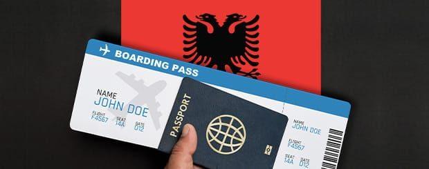 Documenti per Albania - Albania documenti