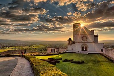 Cattedrale di San Francesco - Assisi
