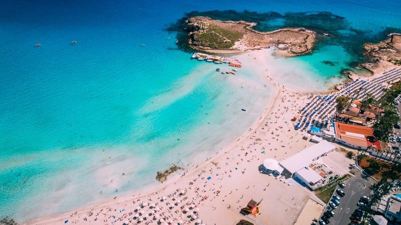 Cipro mare dove andare - Nissi Beach Agia Napa