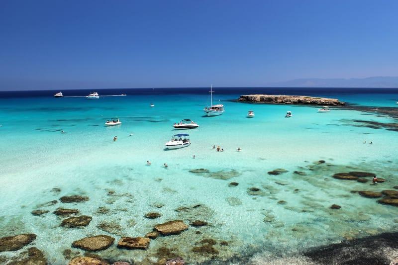 Mare di Cipro - Laguna Blu Akamas