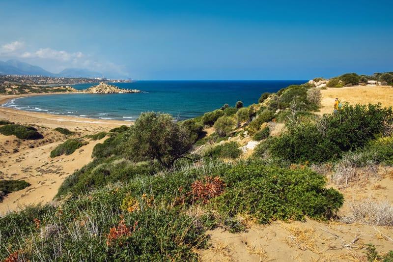 Cipro mare dove andare - Kyrenia Alagadi