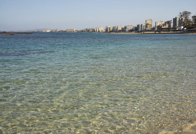 Cipro mare dove andare - mare di Cipro - Famagosta