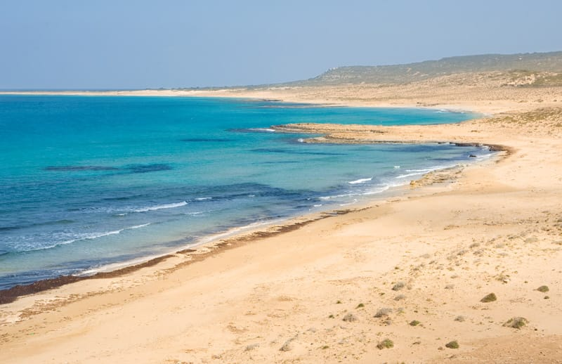 dove andare al mare a Cipro - Karpaz Golden Beach