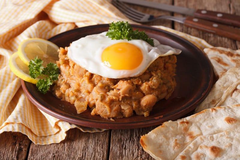 Piatti tipici egitto, cucina egiziana, Ful Medames