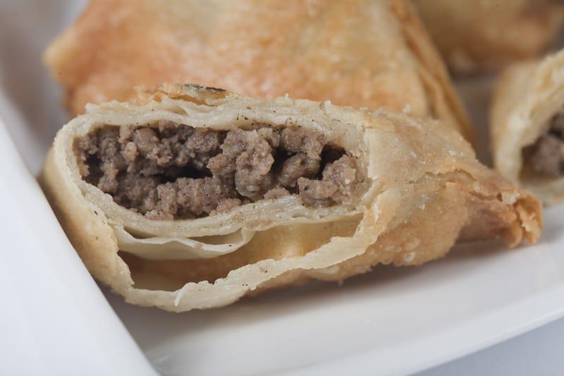 Cucina egiziana, Cosa mangiare in Egitto, Sambousek