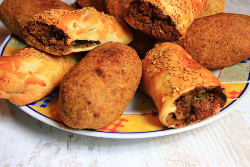 Piatti tipici Egitto, cucina egiziana, Kofta