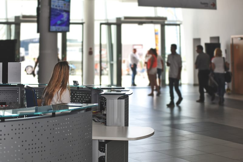 Documenti Egitto, aeroporto