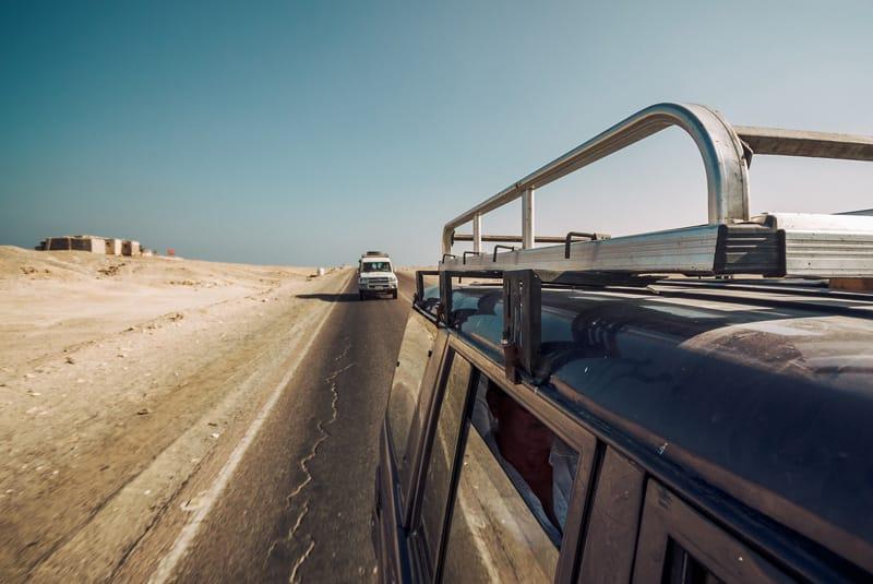 Tour Egitto Deserto