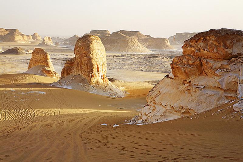 Egitto quando andare - Deserto Bianco
