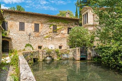 Tempietto sul Clitunno - Tour di Capodanno in Umbria