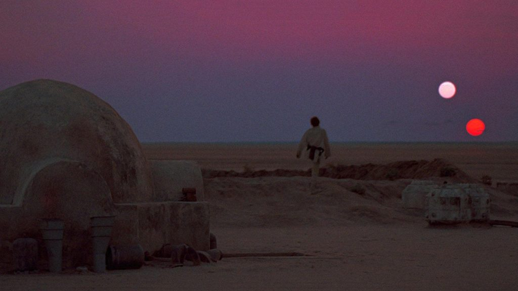 Film girati in Tunisia, cinema Tunisia, Star Wars