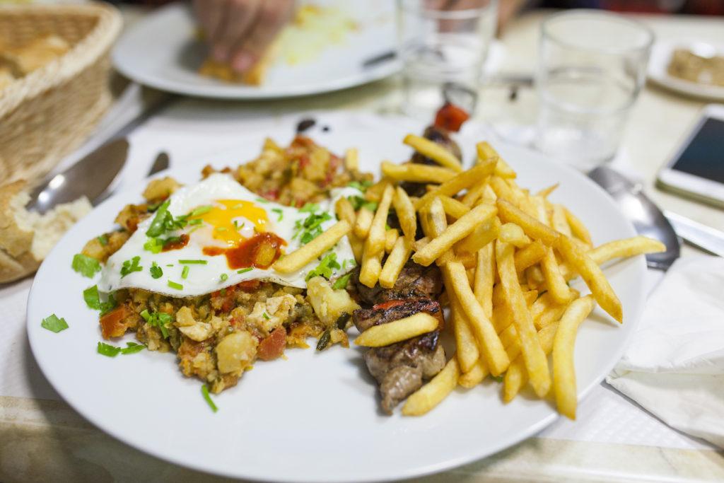 Cosa mangiare in Tunisia? Cucina tunisina, Kafteji