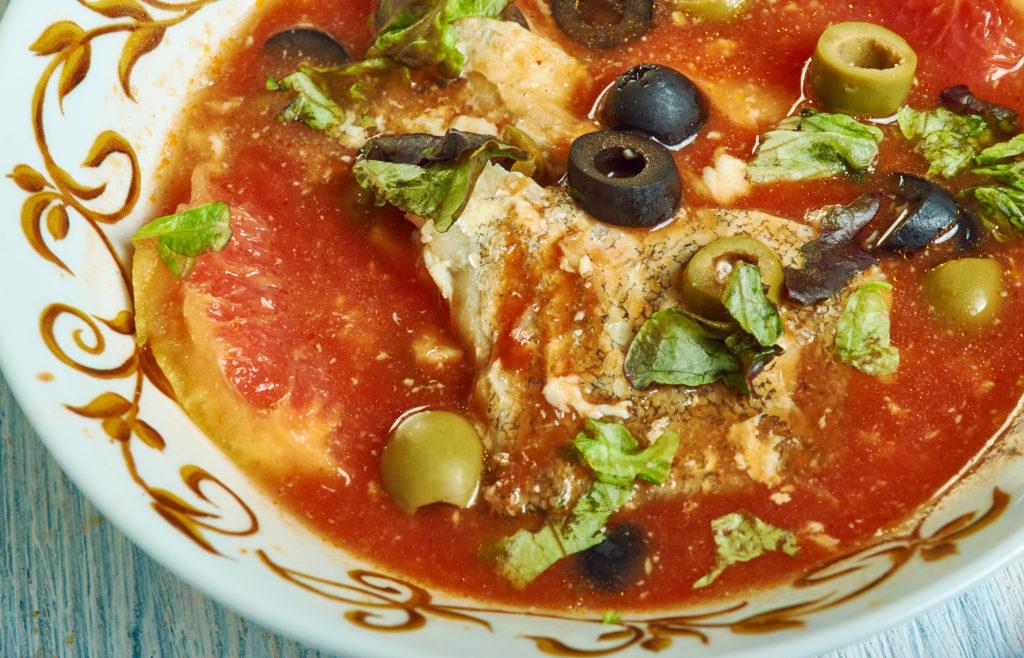 Kabkabou, piatti tipici in Tunisia