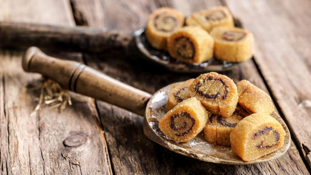 Cosa si mangia in Tunisia, piatti tipici, Makroud