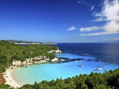 Caicco Corfù e Isole Ionie - Tour Operator Isole Greche