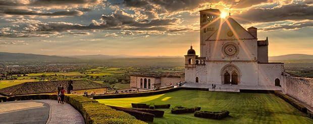 Gran Tour Umbria - Tour Umbria 7 giorni