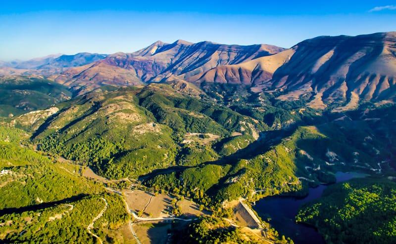 albania clima - albania quando andare - periodo migliore per andare in albania - alpi albanesi