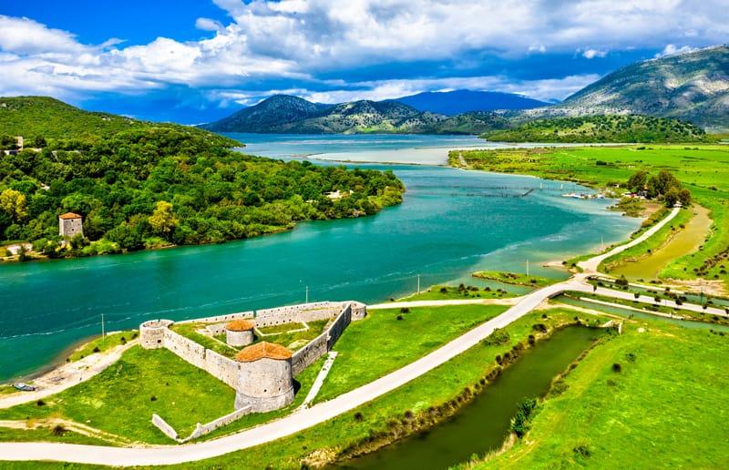 Storia dell'Albania - Vivari Castello