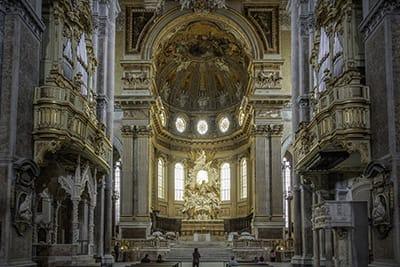 Cappella di San Gennaro - Gran Tour della Campania