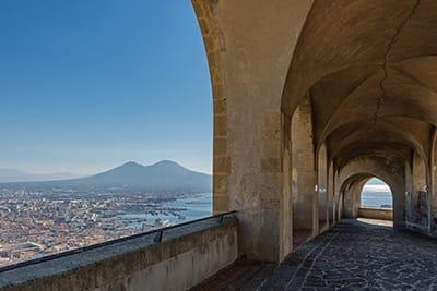 Castel Sant'Elmo - Gran Tour Campania