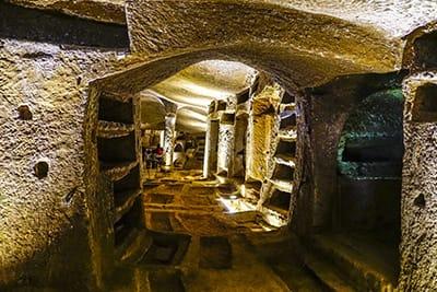 Catacombe di San Gennaro - Gran Tour della Campania