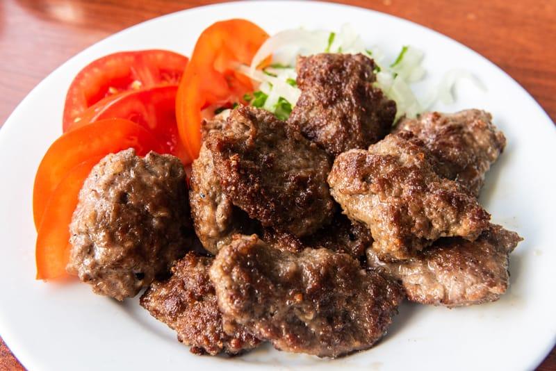 Qofte, cosa si mangia in Albania