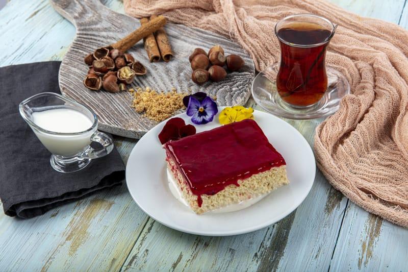 Cosa si mangia in Albania, cibo albanese, Trilece