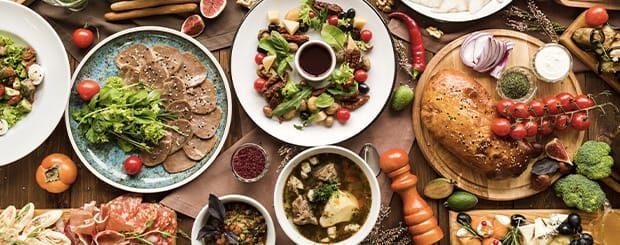 Cucina Armena - Cibo Armeno