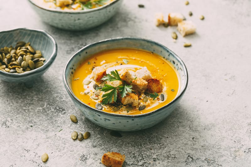 Trachanas Soup