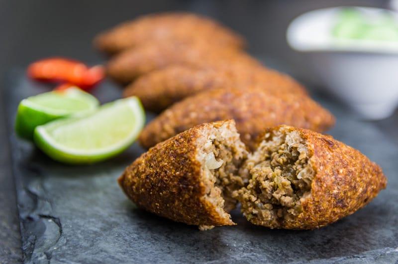 Kibbeh, cosa si mangia in Libano, cibo libanese