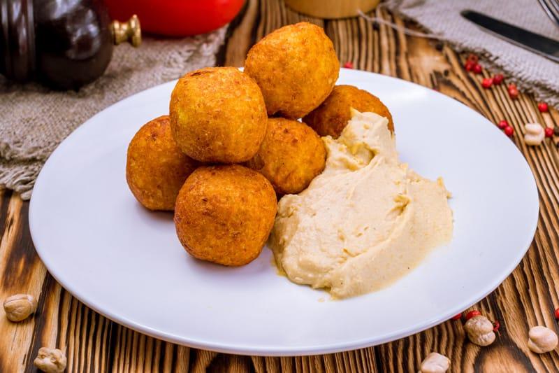Falafel, le polpette del Medio Oriente