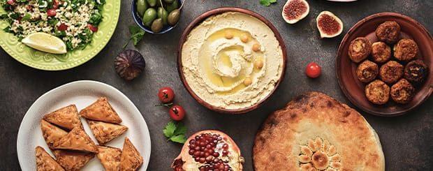 Cucina libanese - Cibo Libanese