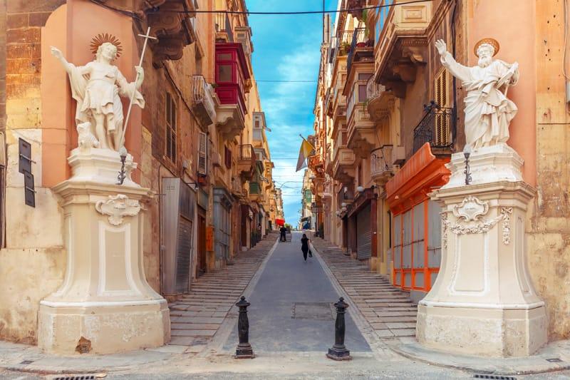 La Valletta - Cosa vedere a Malta