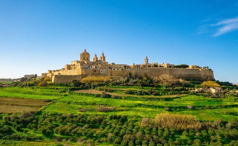 M'dina - Malta