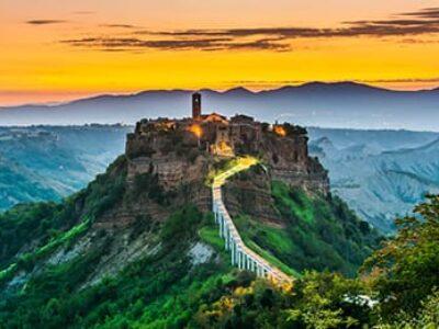 Capodanno Tuscia di gruppo - Tour Operator Lazio