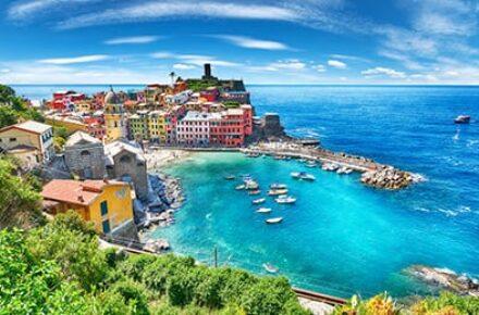 Trekking Cinque Terre - Tour Operator Liguria