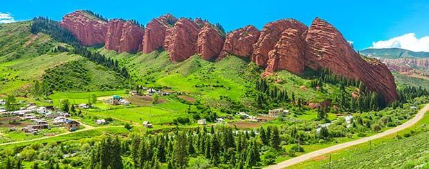 Tour Uzbekistan e Kirghizistan - Viaggio in Uzbekistan e Kirghizistan