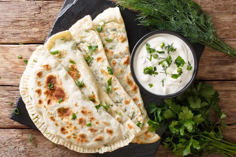 Cosa si mangia in Azerbaijan, Qutab