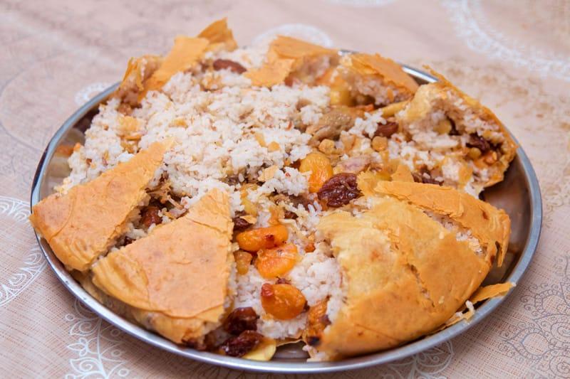 Cucina Azera, Shah pilaf