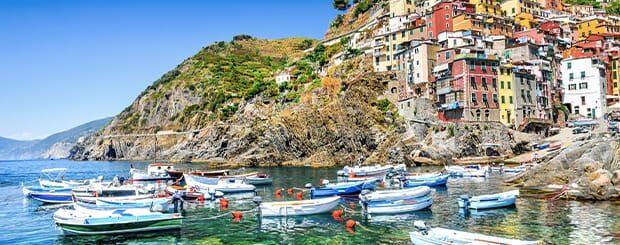 Liguria cosa vedere e fare