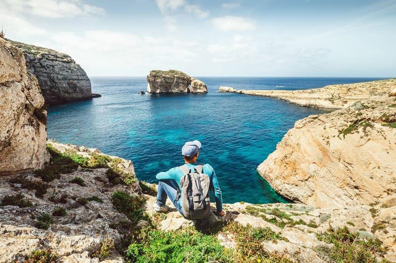 Cosa fare a Malta - Trekking