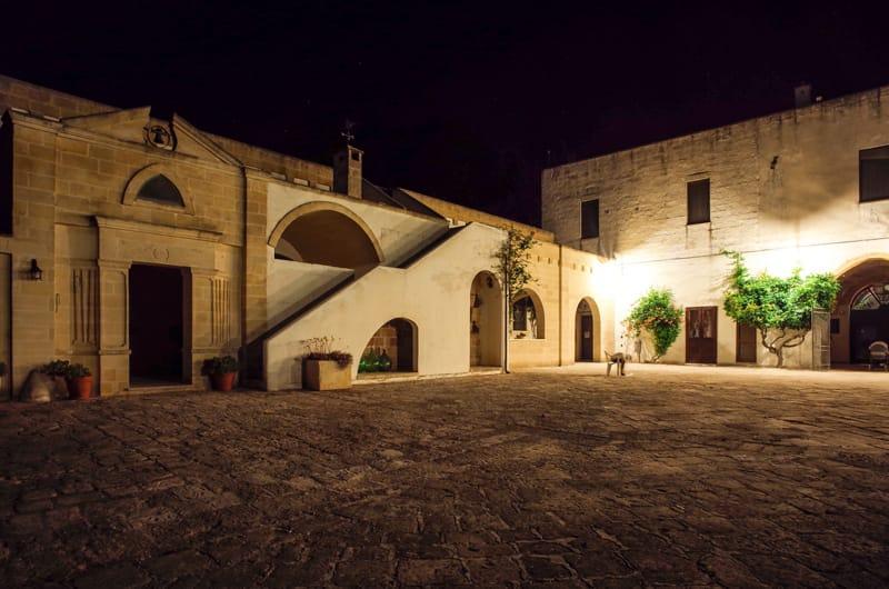 Cosa fare in Puglia - Andare in Masseria