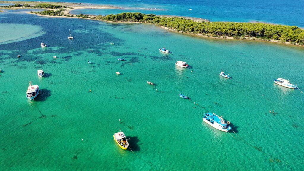 Cosa fare in Puglia - Escursione in Barca Salento