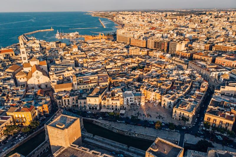 Cosa vedere in Puglia - Bari