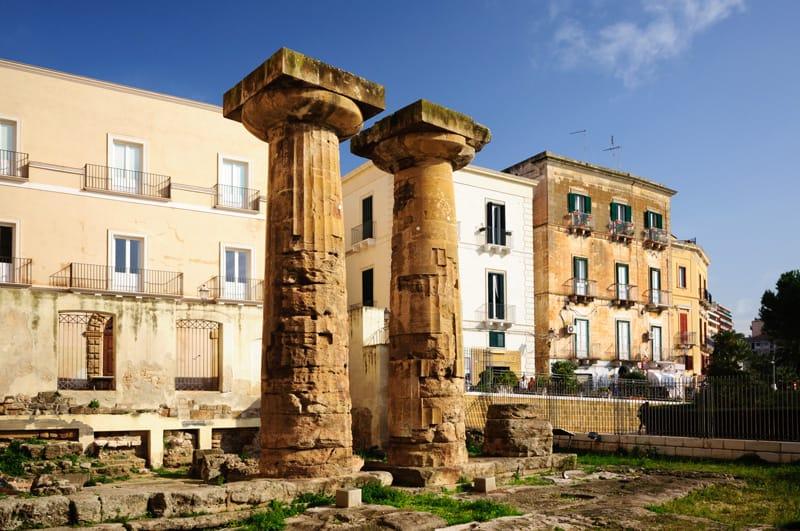 Cosa visitare in Puglia - Taranto
