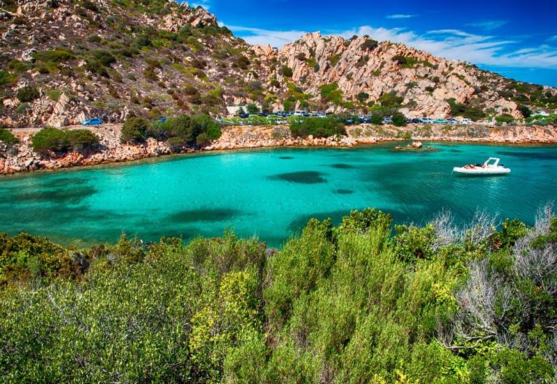Sardegna Nord cosa vedere - Arcipelago della Maddalena